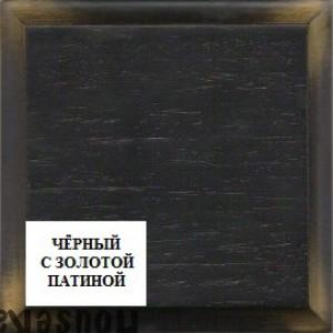IGMA чёрный с золотой патиной